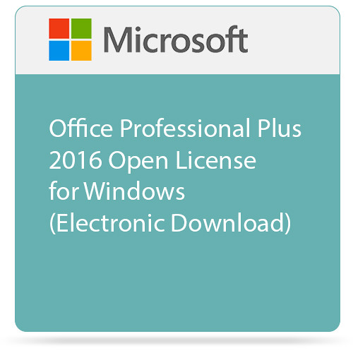 microsoft office download professional plus 2016