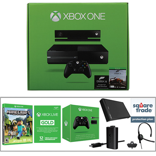 Microsoft Xbox One Forza Motorsport 5 Bundle with Ultimate B&H