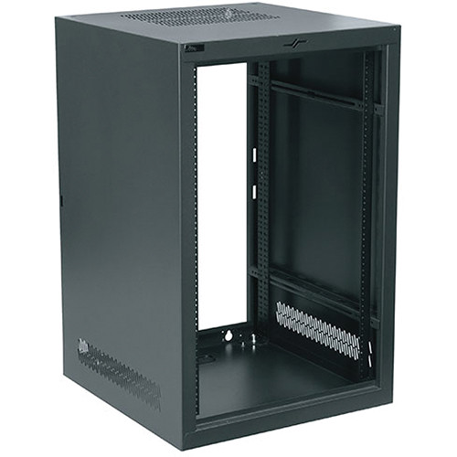 racks enclosures atlantic products rack middle series asr map shelving vcd slide system rotating out