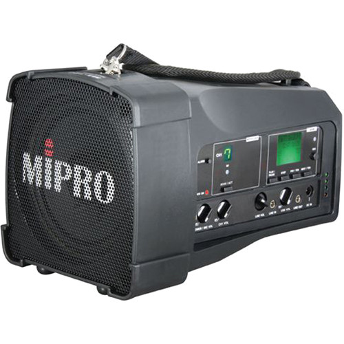 Mipro Ma 100sb Single Channel Personal Wireless Pa