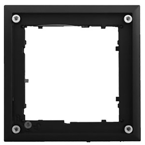 MOBOTIX FlatMount Frame for Door Station MX-OPT-FLATMOUNT-EXT-BL