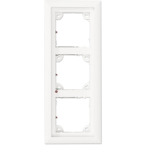 MOBOTIX Triple Frame for T25 IP Door MX-OPT-FRAME-3-EXT-PW B&H