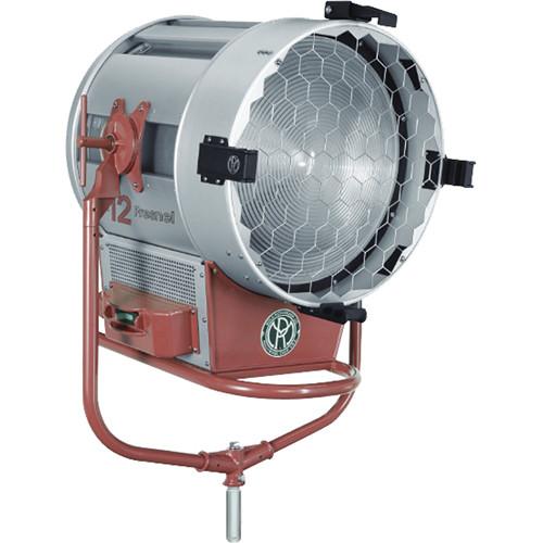 Mole Richardson Fresnel: Mole-Richardson 12,000W Baby Twelver Solarspot Fresnel