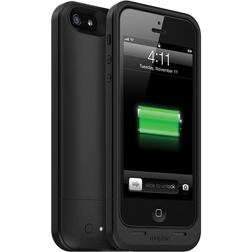 Mophie Juice Pack Air For Iphone 55sse Black 2105 Bh Photo
