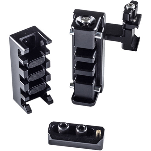 Motionnine one touch cable clamp for cube cages m otcc b h