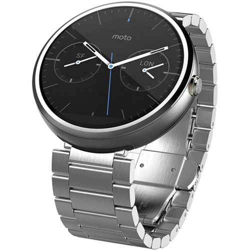 Moto 360-Smartwatch from Motorola