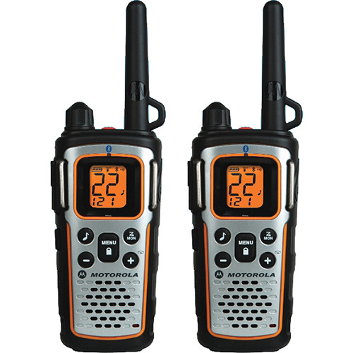 Motorola T54Talkabout FRS Two-Way Radio: Car