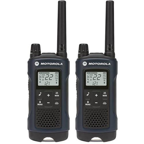 motorola two way radios. motorola t460 2-way radio (blue, 2-pack) two way radios -