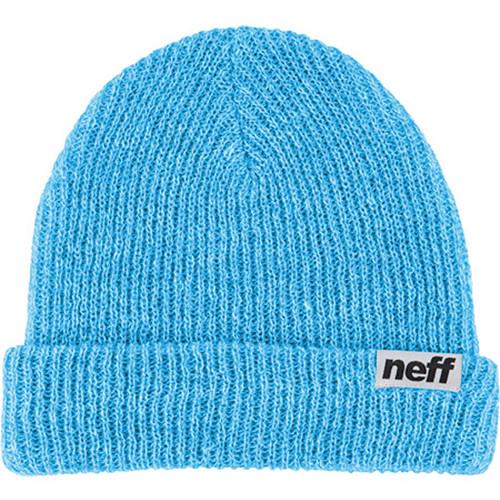 62c7a52b9fb Neff Fold Heather Beanie (Light Blue White) NF00008-LBLW B H