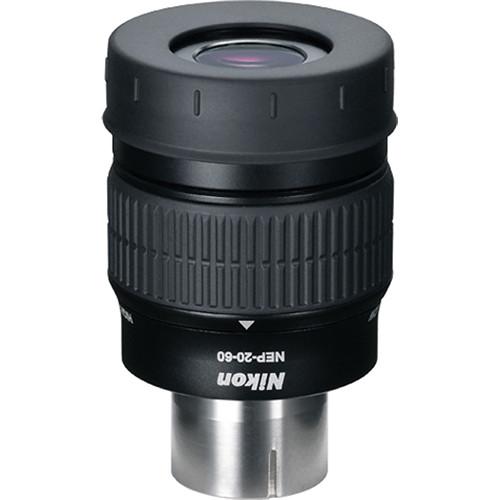 Nikon NEP 20 60 Zoom Eyepiece For Monarch Fieldscopes