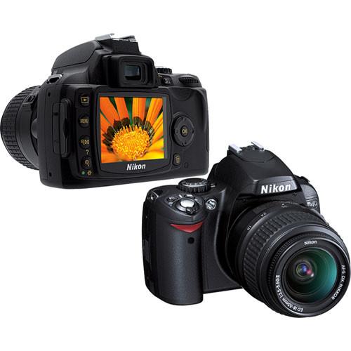 used nikon d40x digital camera kit with nikon 18 55mm lens 9421 rh bhphotovideo com nikon d40x manual svenska nikon d40x manual pdf