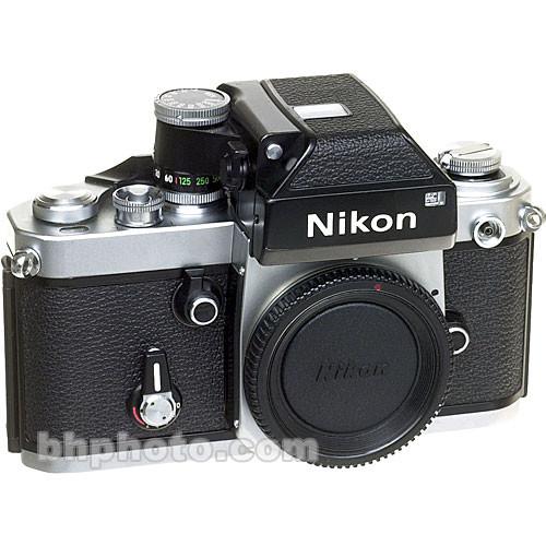 used nikon f2 photomic 35mm slr manual focus camera body b h rh bhphotovideo com nikon f3 manual pdf nikon f3 manual