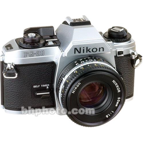 nikon 35mm film camera manual