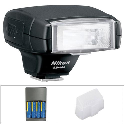 Nikon Sb-400 Nikon Sb-400 Speedlight