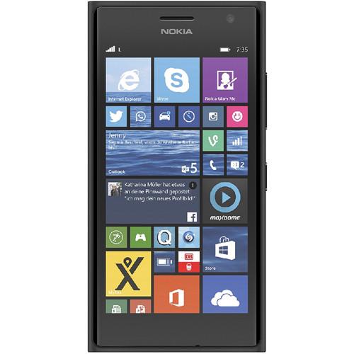 Nokia Lumia 735 RM-1039 8GB Smartphone A00021693 B&H Photo ...