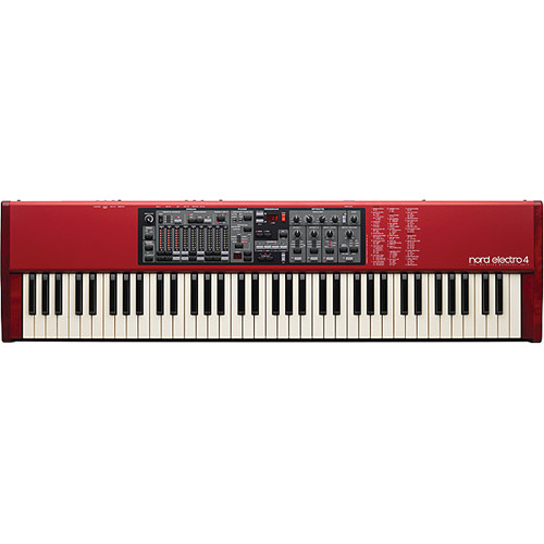 Nord Electro 4 Sw73 Electric Organ And Piano Keyboard