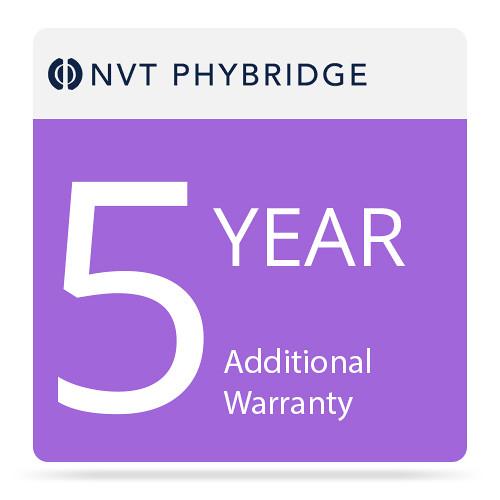 5-Year Additional Warranty for EC-Link+ Extender Kit