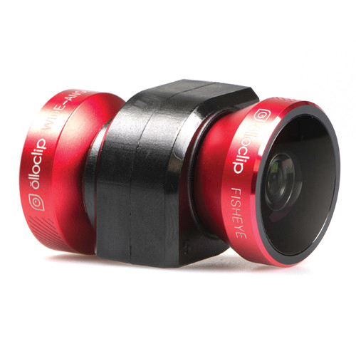 olloclip 4-IN-1 Photo Lens for iPhone 5/5s + Quick-Flip ...