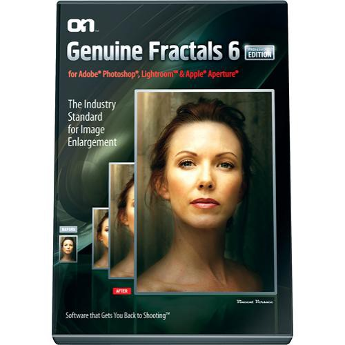 OnOne Genuine Fractals Professional Edition 6.0.7 | added by request-adds