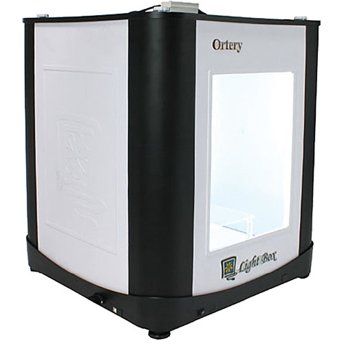 Studio Lighting Software: Ortery Photosimile 50 Software-Controlled Light Box PHO50