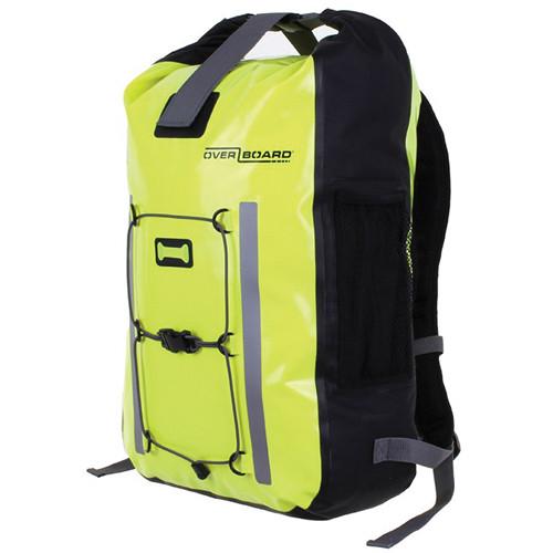 OverBoard Pro-Vis Waterproof Backpack OB1147-HVY B&H Photo Video