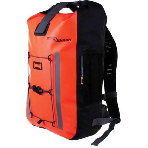 OverBoard Pro-Vis Waterproof Backpack OB1147-HVO B&H Photo Video