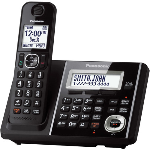 cordless answering machine phone reviews