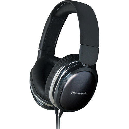 panasonic street band hx450c over ear headphones rp hx450c. Black Bedroom Furniture Sets. Home Design Ideas