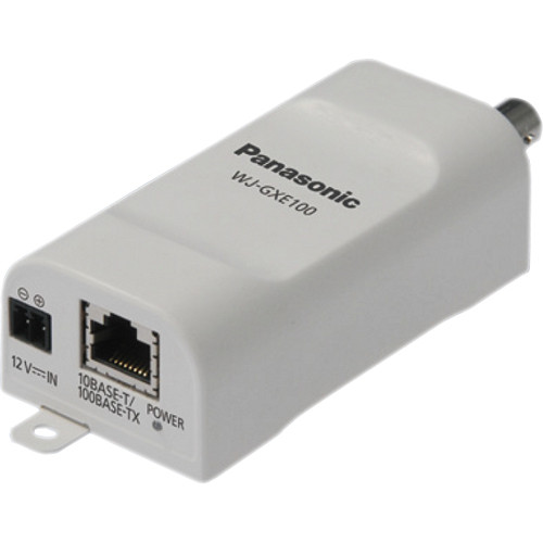 Panasonic WJ-GXE100 Video Interface Drivers Download (2019)