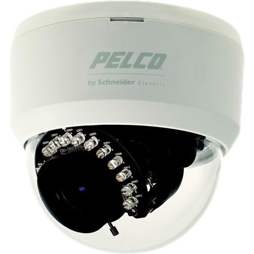 Pelco FD1 Series 540 TVL Dome Camera With Night Vision 3 9mm Varifocal Lens