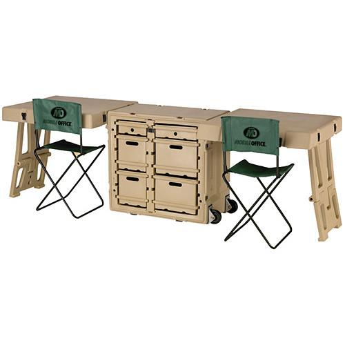 Pelican 472-FLD-DESK-DD Field Desk (Black) 472FLDDESKDD032 B&H