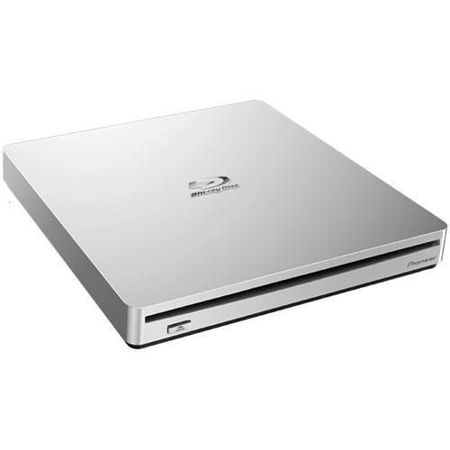 pioneer slim portable usb 3 0 bd dvd cd external slot bdr xs06. Black Bedroom Furniture Sets. Home Design Ideas