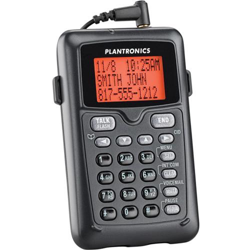 plantronics cordless headset phone ct14 manual