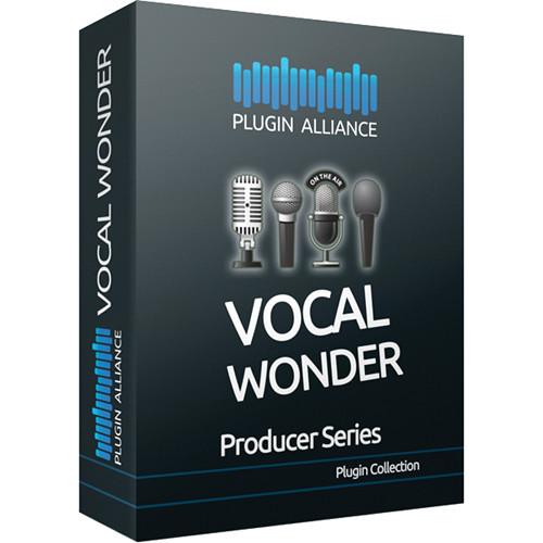 plugin alliance vocal wonder vocal processing vocal wonder b h. Black Bedroom Furniture Sets. Home Design Ideas