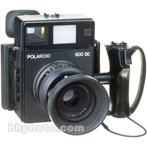 used polaroid 600se rangefinder manual focus camera with 127mm rh bhphotovideo com digital camera with manual focus camera with manual focus ring