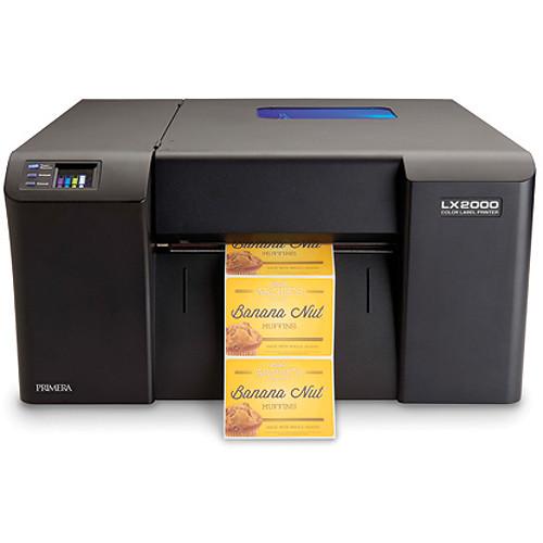 Used Primera Lx Color Label Printer
