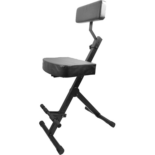 Pyle Pro Pkst70 Musician Amp Performer Chair Seat Stool Pkst70