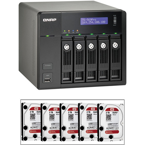 QNAP TS-569Pro Turbo NAS Windows 8 Driver Download