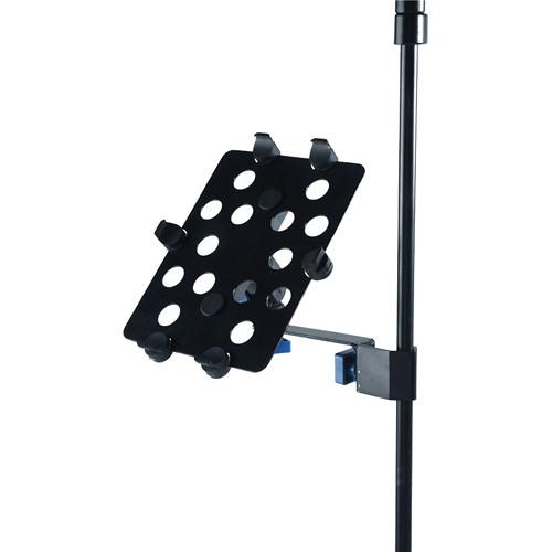 Ipad Mic Stand : quiklok ipad holder for microphone stand ips 10 b h photo video ~ Hamham.info Haus und Dekorationen