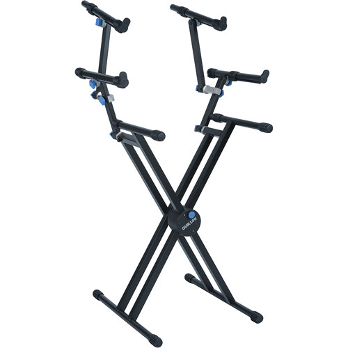Quiklok Ql 723 Triple Tier Keyboard Stand Ql723 B Amp H Photo