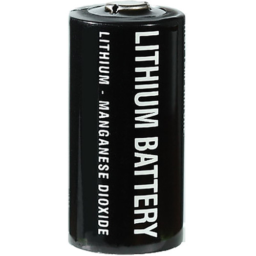 RadioPopper CR123A Lithium-Manganese Dioxide Batteries ...
