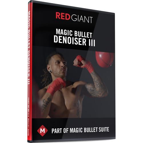 Magic Bullet Denoiser III