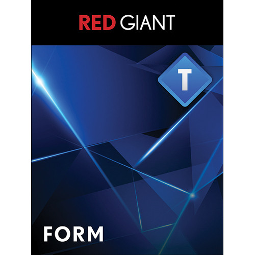 Red Giant Trapcode Form 3 Upgrade Download Tcd Form Ud B H