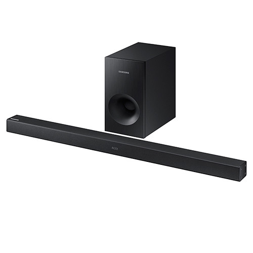 Samsung hw k360 130w 2 1 channel soundbar system hw k360 for Samsung sound bar