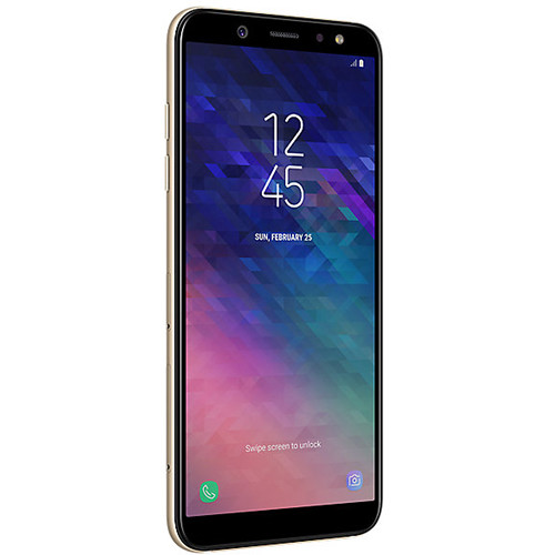 Samsung Galaxy A6 2018 SM A600 32GB Smartphone Unlocked Gold