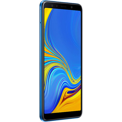 Samsung Galaxy A7 (2018) SM-A750 Dual-SIM 64GB Smartphone (Unlocked 5a5333d0873