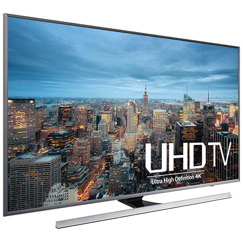 samsung ju7100 series 60 class 4k smart led un60ju7100fxza. Black Bedroom Furniture Sets. Home Design Ideas