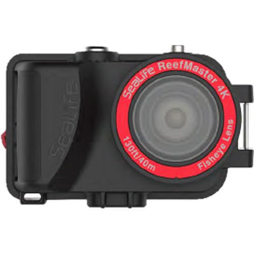 SeaLife ReefMaster RM-4K Ultra Compact Digital Underwater SL350
