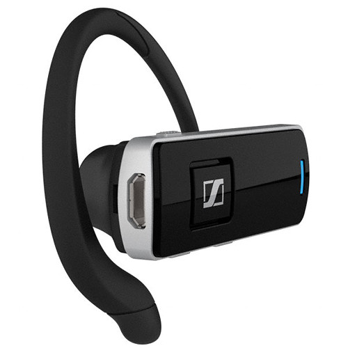 sennheiser ezx 80 bluetooth headset ezx80 b h photo video. Black Bedroom Furniture Sets. Home Design Ideas