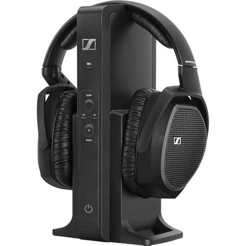 d911e53dba5 Sennheiser RS 175 Digital Wireless Headphone System 505563 B&H